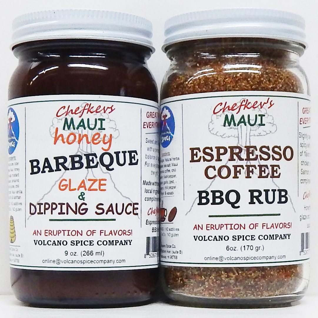 Maui vanilla & sugar products